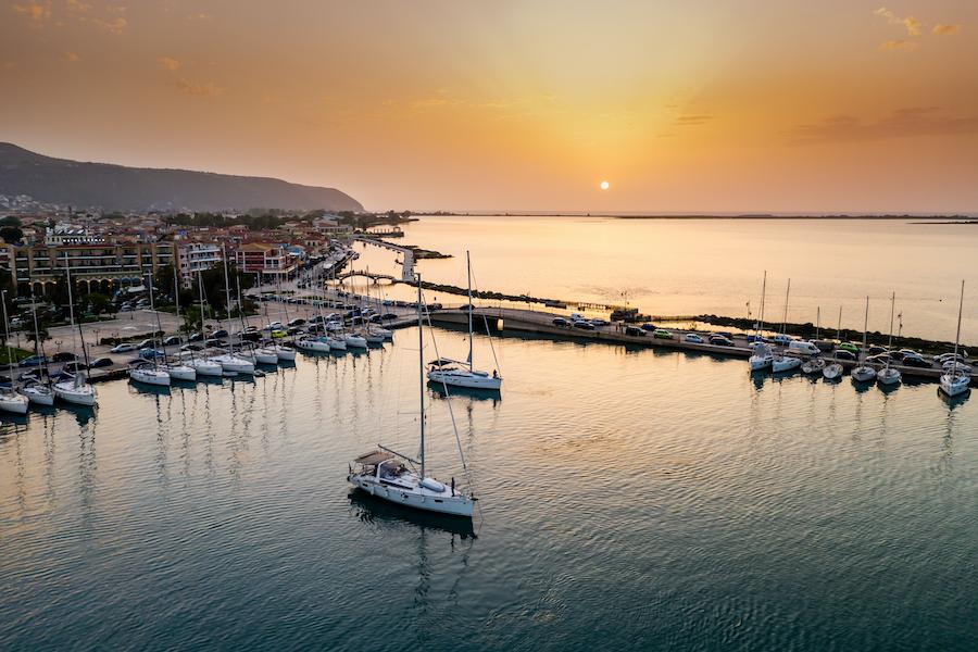 Lefkada Sailing Holidays