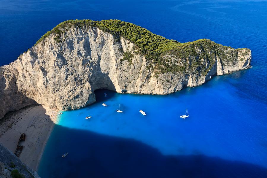 Zakynthos Sailing Holidays